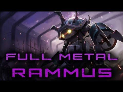 Full Metal Rammus (Pre-Release)
