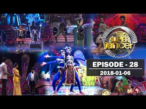 Hiru Super Dancer | Episode 28 | 2018-01-06