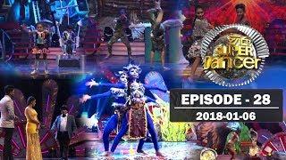 Hiru Super Dancer | Episode 28 | 2018-01-06 Thumbnail