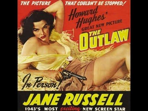 EL FORAJIDO (The Outlaw, 1943, Full Movie, Spanish, Cinetel)