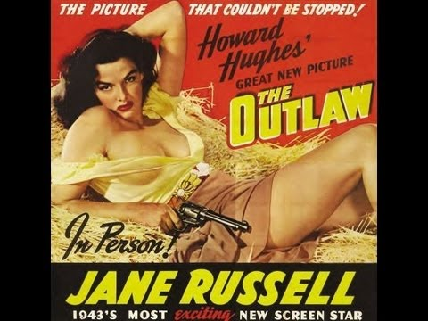 EL FORAJIDO (The Outlaw, 1943, Full Movie, Spanish, Cinetel)