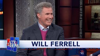 Download Will Ferrell Reveals The True Story Behind His Top-Secret Guest Appearance On A CBS Drama Mp3 and Videos