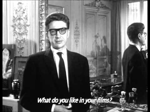 Alain Resnais Interview 1