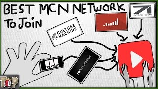 Top 10 BEST YOUTUBE MCN NETWORK TO JOIN