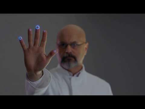 SCIENTIFIC LABORATORY video logo animation advertisement/commercial
