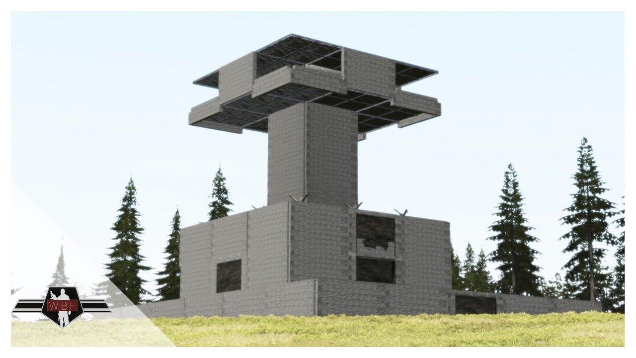 Arma  Base Building