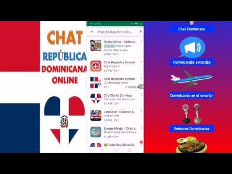 🇩🇴App De Chat República Dominicana Online🇩🇴