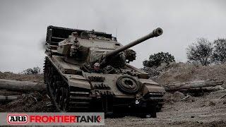ARB Frontier Long Range Fuel Tank Torture Test