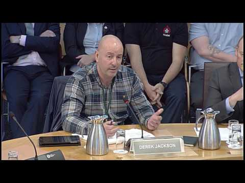 Justice Committee - Scottish Parliament: 23rd May 2017