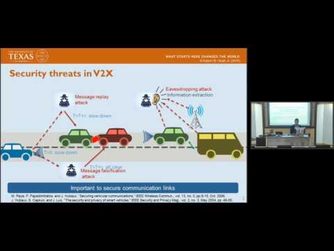 On the Security of Millimeter Wave Vehicular Communication Systems using Random Antenna Subsets