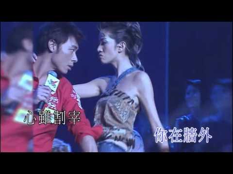 梅艷芳&許志安--將冰山劈開(2001mms) - YouTube