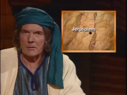 600 B.C. Jerusalem Newsroom Spoof