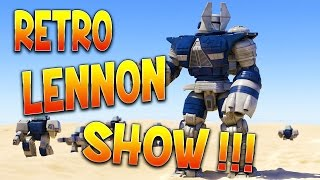 Download Video Retro Lennon Show : TOTAL ANNIHILATION !!! (2/2) MP3 3GP MP4