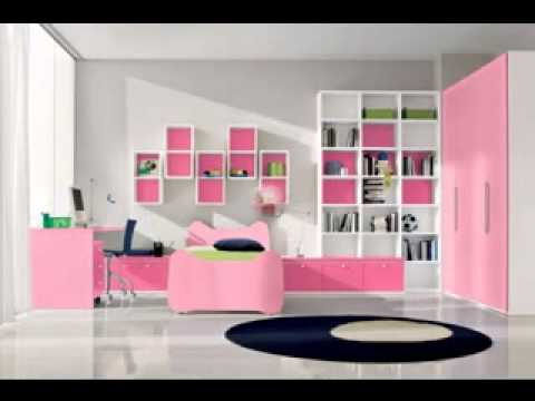 DIY kids room decor ideas girls - YouTube