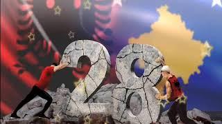 "28 Nentori ""Play For Albania 🖤😢"