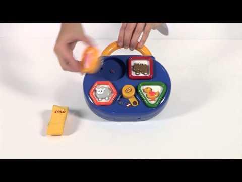 Tolo Toys Musical Shape Sorter Demo