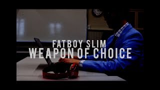 Fatboy Slim - Weapon of Choice (Music Video)