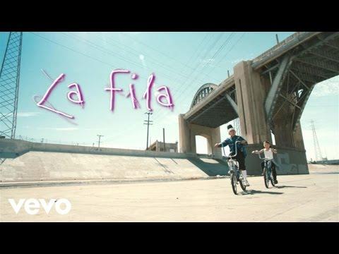Luny Tunes - La Fila (Lyric Video) ft. Don Omar, Sharlene, Maluma