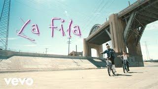 Luny Tunes - La Fila (Lyric Video) ft. Don Omar, Sharlene, Maluma thumbnail
