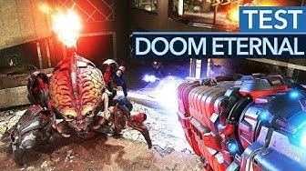 Doom Eternal startet schwach und wird dann absolut FANTASTISCH! - Test / Review