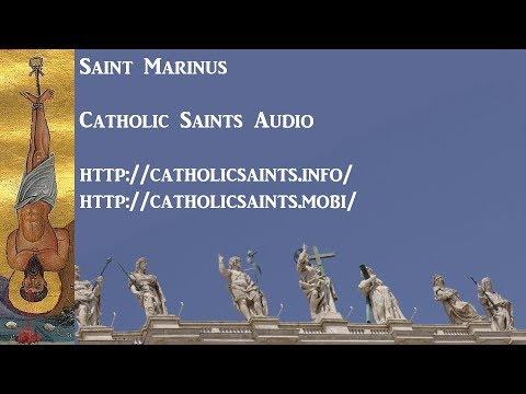 Catholic Saints Audio - Saint Marinus