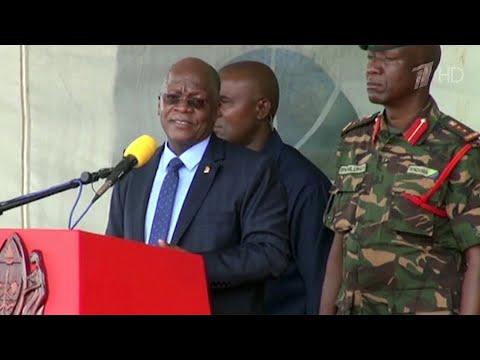 Президент Танзании объявил страну свободной от коронавируса.