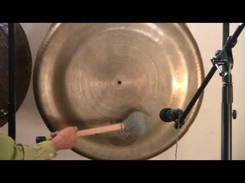 "Rare 24"" Sabian Turkish Tam-Tam Gong FOR SALE"