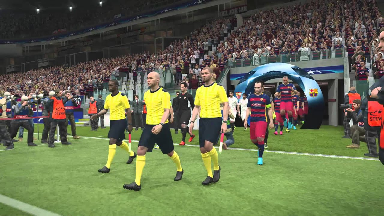 PES 2016 PC || graphic patch and input lag solution