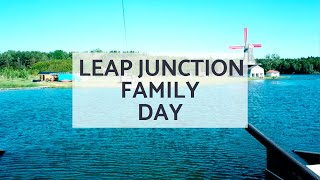Leap Junction Family Day at Windmill Lake Wake & Eco Park