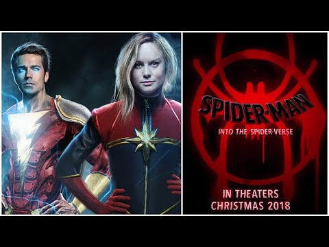 Upcoming Marvel movies with Release date 2018,2019,2020,2021