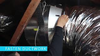 Whole House Fan Installation Overview