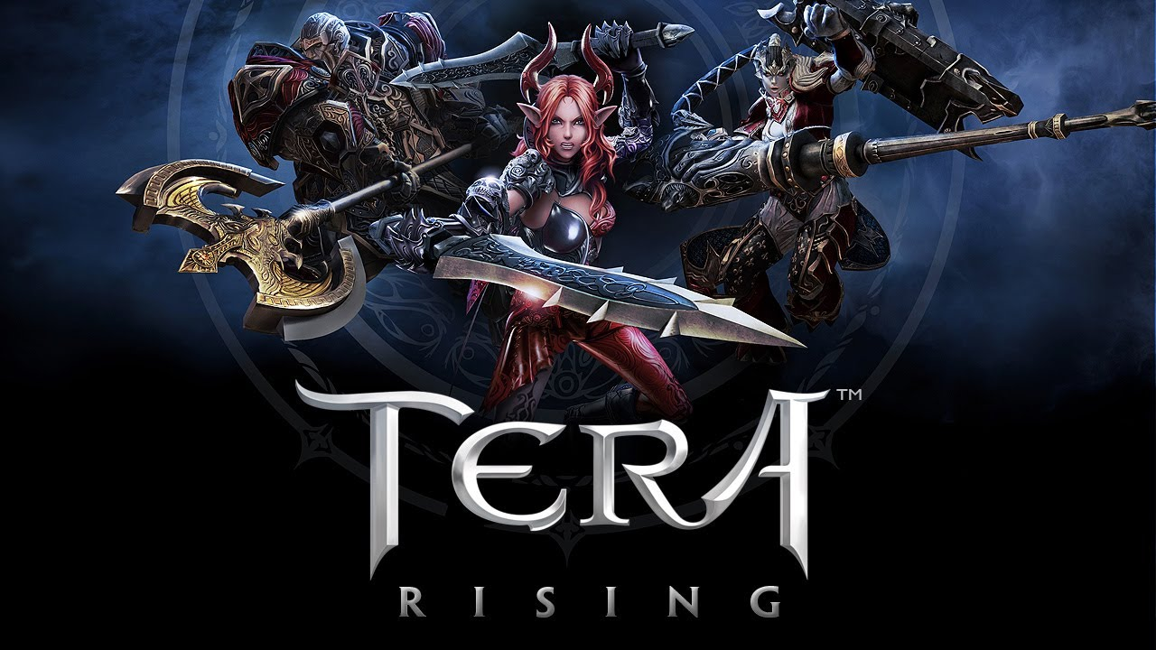Видео TERA: Rising Launch Trailer