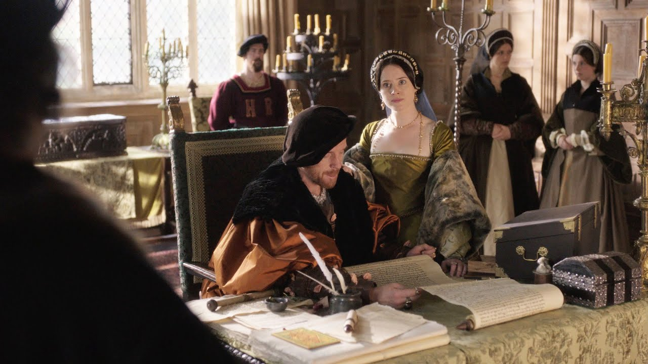 Download 'He can put another Queen in my place?' - Wolf Hall: Episode 4 Preview - BBC Two