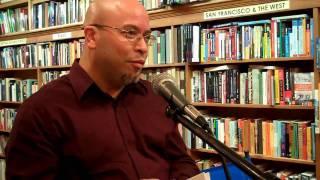 Oscar Bermeo reads at Bird & Beckett Books