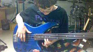 Primus - Over the electric grapevine bass solo