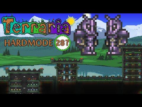 Terraria 13 All BEST Armor Nebula Solar Flare Vortex