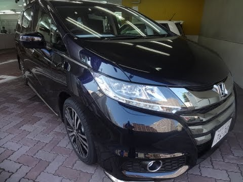 DBA-RC1 DBA-RC2 New Honda Odyssey 2014 - for sale lease ...