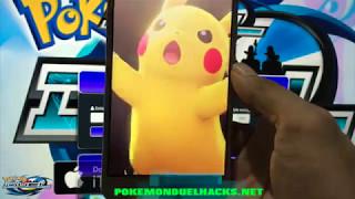 Pokemon Duel Hack Gems 2017 (Android/iOS) Pokemon Duel Cheat