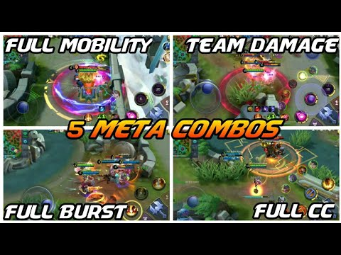 Defeat the  meta with these amazing hero combos | Mobile Legends