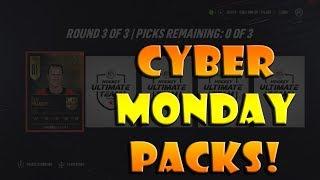 NHL 19 HUT Cyber Monday Pack Opening!