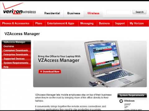 Vz Access Manager Connect Software