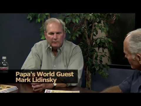 Papa's World Mark Lidinsky