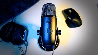 New USB Microphone for YouTube and Live Streaming | Blue Yeti X