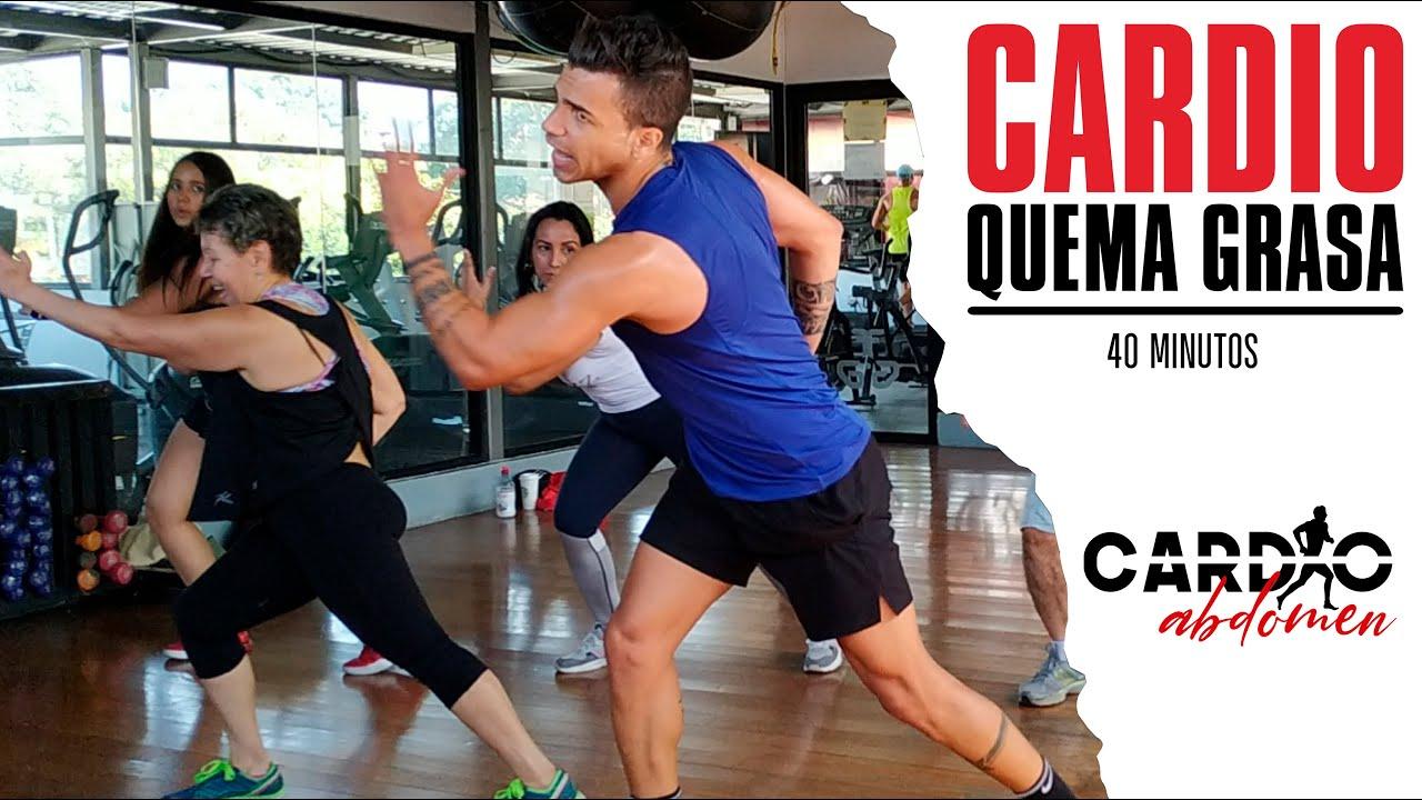 Download CARDIO para QUEMAR GRASA en TODO el CUERPO 🔥💪