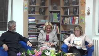 Представљање књиге ''Школско двориште'' Мирославе Михајлов Царевић, 18.11.2015.