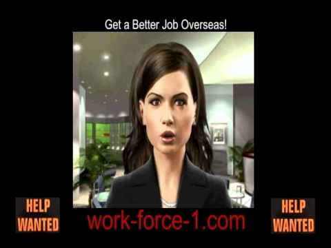 How can I get a job Overseas? - YouTube