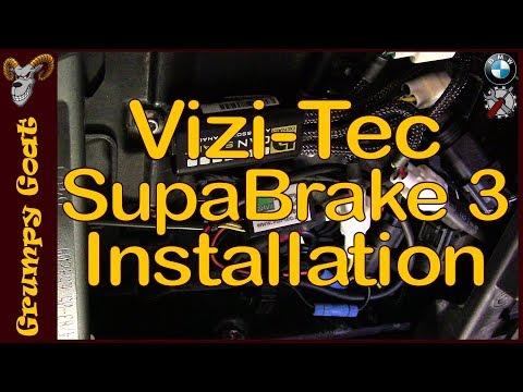 Vizi-tec SupaBrake-3 Kawasaki Z900 Smart Brake Light Modulator