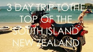 3 day Motorcycle trip to Nelson, New Zealand to visit the NZ Classic Motorcycle Museum - Documentary