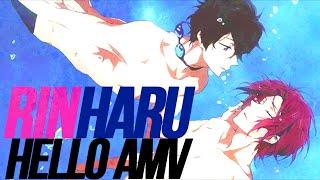 ||MDS|| &「革命」 Hello - RinHaru / Free! AMV