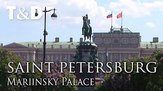Saint Petersburg City Guide: Mariinsky Palace - Travel & Discover